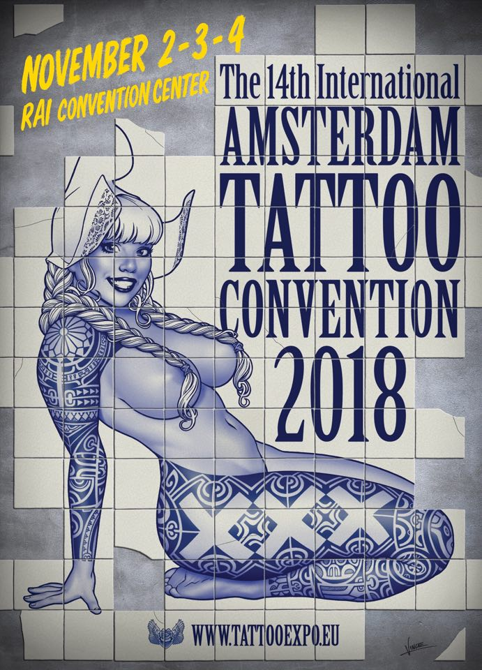 <h7>Amsterdam Tattoo Convention 2018</h7>