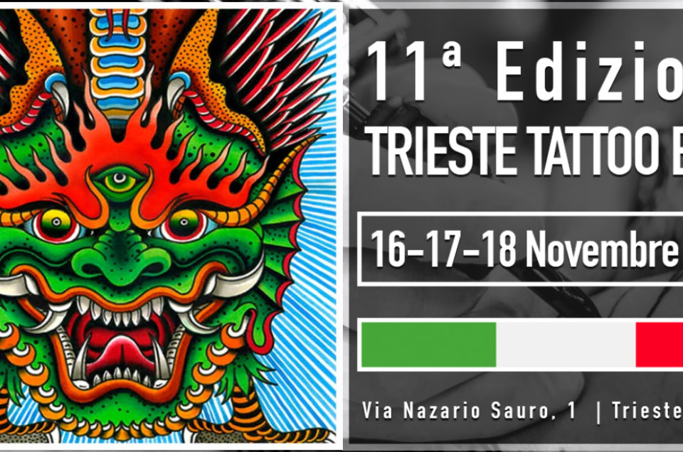 11 th Trieste Tattoo Expo 2018