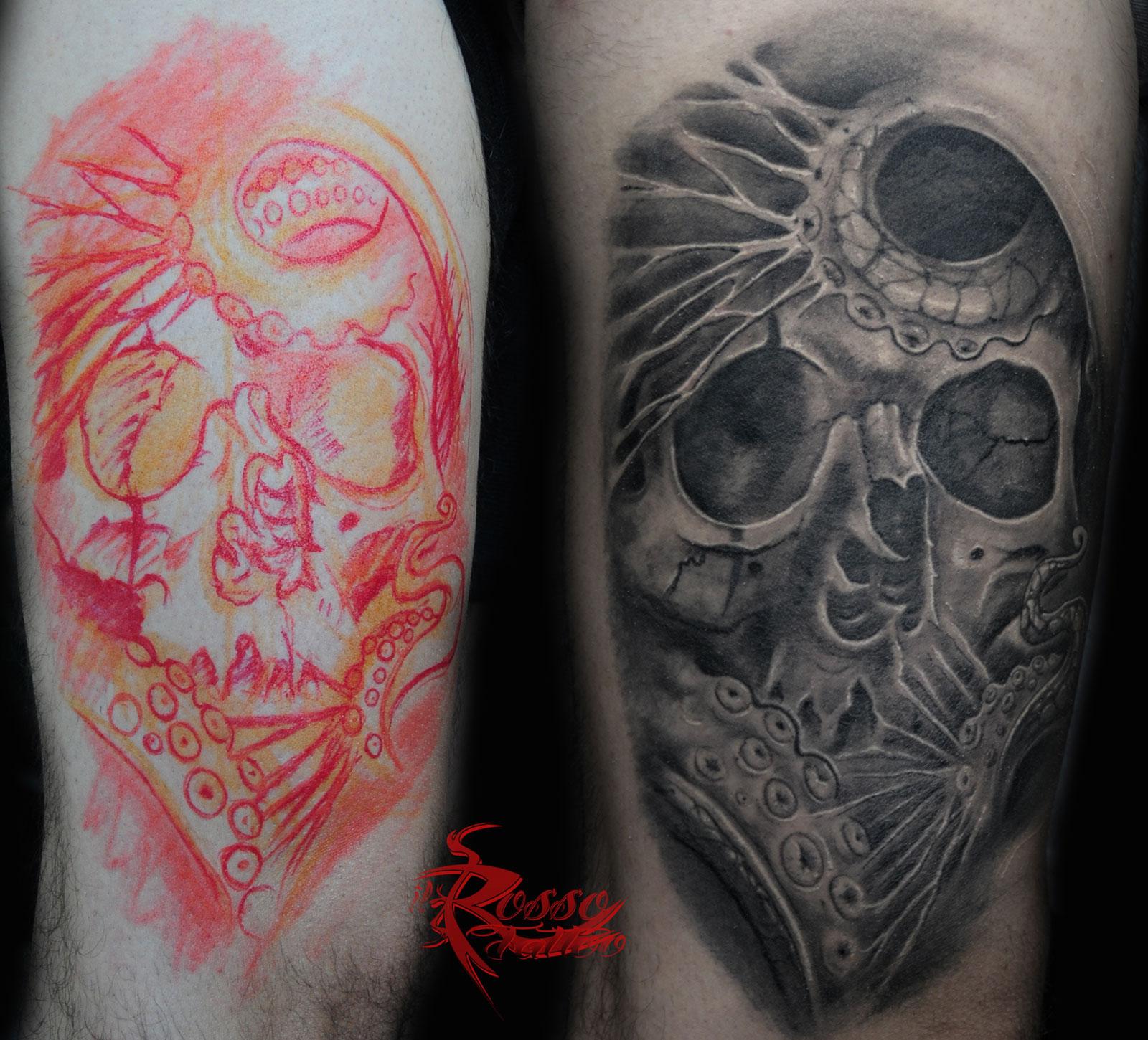 Rosso Il Rosso Tattoo