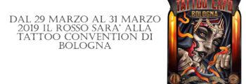 <h7>Bologna tattoo expo – 29, 30, 31 marzo 2019 </h7>